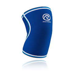 Rehband RX Orginal Knee Sleeve 7mm blue