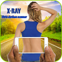 X-Ray Cloth Remover:Girl Scanner Simulator funny icon