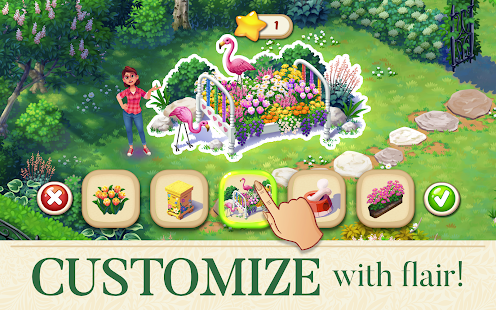 Game Lily's Garden APK for Windows Phone