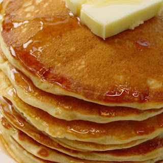 Buttermilk Pancakes.