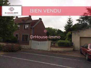 maison à Conde-sur-l'escaut (59)