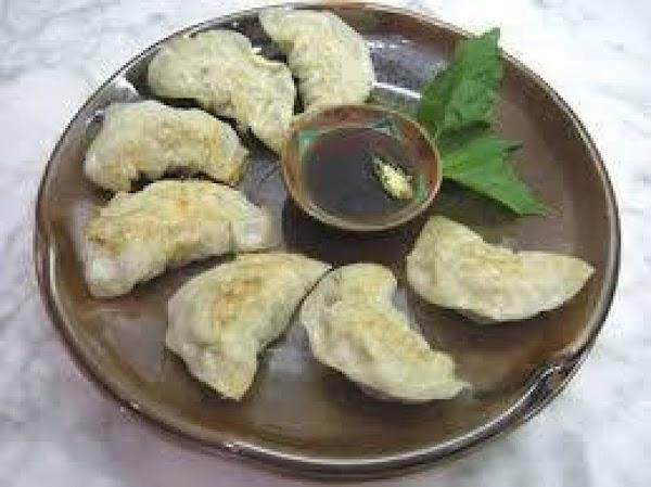 Little Asian Mama's Potstickers/ Mandoo Recipe