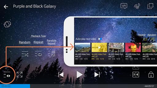 FX Player - video player, cast, chromecast, stream 2.0.2 screenshots 5