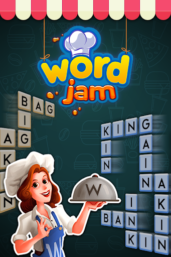 Crossword Jam: A word search and word guess game  gameplay | by HackJr.Pw 6