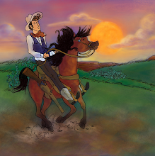 Photo: Commissioned by Bill Ford for a children's book