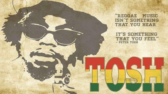 REGGAE LEGEND PETER TOSH TO BE HONORED WITH OPENING OF NEW MUSEUM IN KINGSTON, JAMAICA THIS OCTOBER