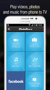 iMediaShare – Photos & Music- screenshot thumbnail