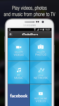 iMediaShare – Photos and Music