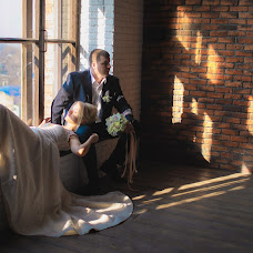 Wedding photographer Nikolay Nikolaev (NickFOTOGROff). Photo of 11.05.2017