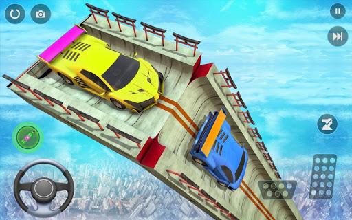 Crazy Mega Ramp Car Racing Game - Car Games 2020 android2mod screenshots 1