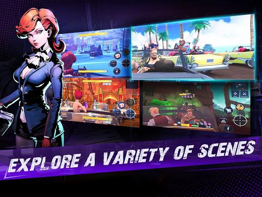 Code Triche Revenge : Chase & Shoot APK MOD screenshots 6
