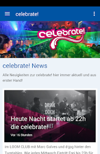 celebrate!- screenshot thumbnail