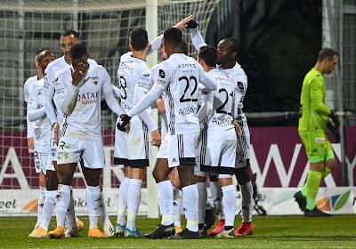 Charleroi tombe encore, belle victoire pour les Pandas
