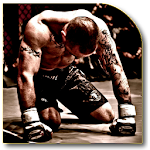 MMA Training Icon