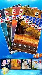 Solitaire Ocean APK screenshot thumbnail 1