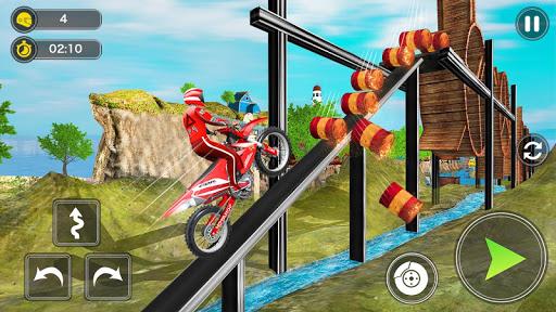 Télécharger Peu Bicyclette Cascade APK MOD (Astuce) screenshots 3