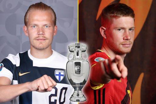 Finland v Belgium LIVE commentary: Team news, score and full talkSPORT coverage including latest from Russia v Denmark in final Group B games