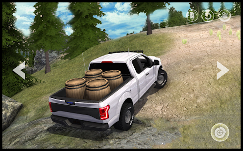 Truck Driver : Pickup Cargo Transporter Games 3D - náhled