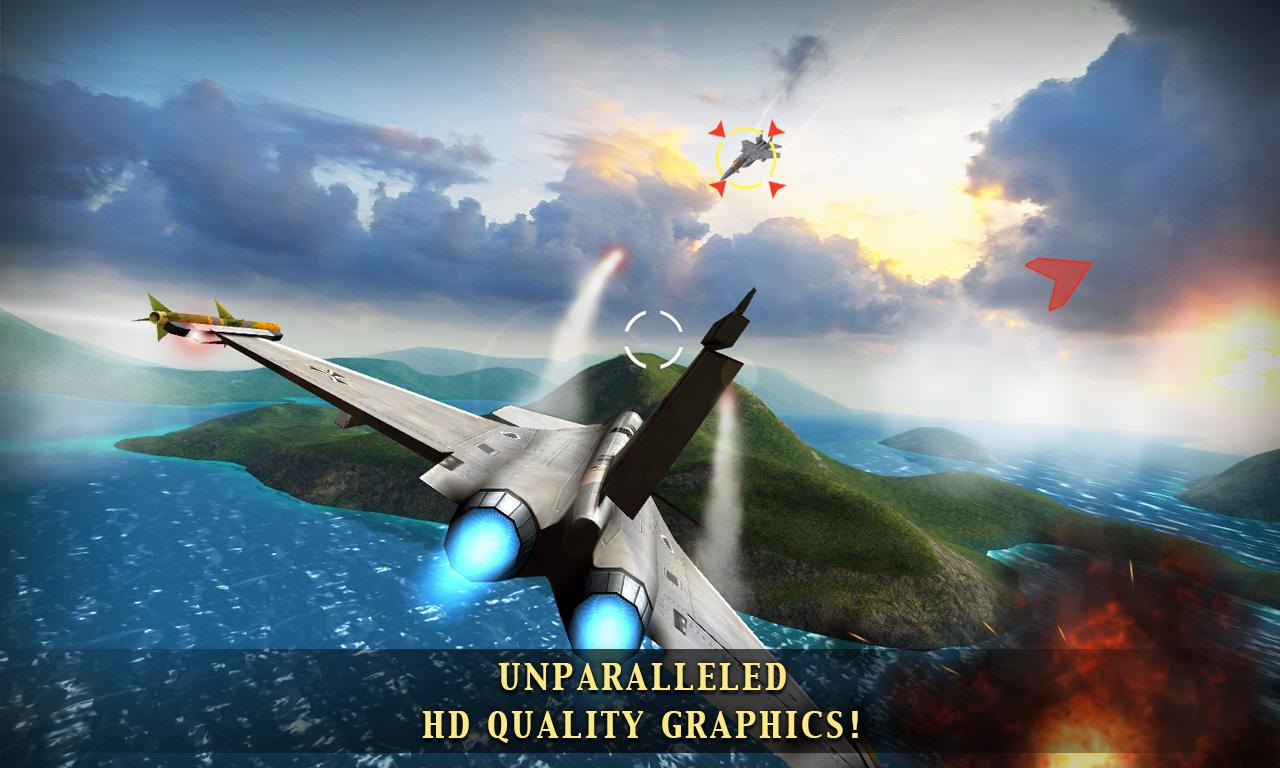 Air Combat OL: Team Match- screenshot