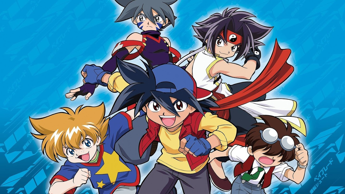 Watch Beyblade live