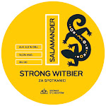 Salamander Strong Witbier
