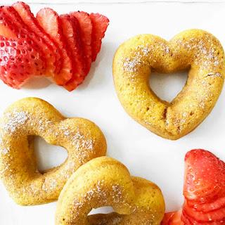 2 Ingredient Pumpkin Donuts