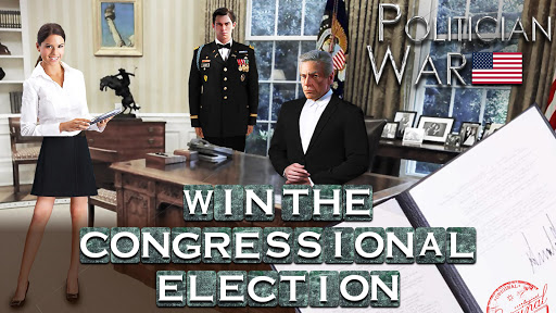 Screenshot for Politician War in United States Play Store