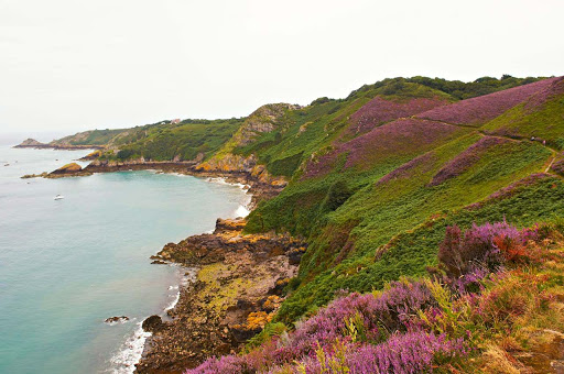 Trinity, on the Isle of Jersey, is just one of the scenic spots in the Channel Islands.