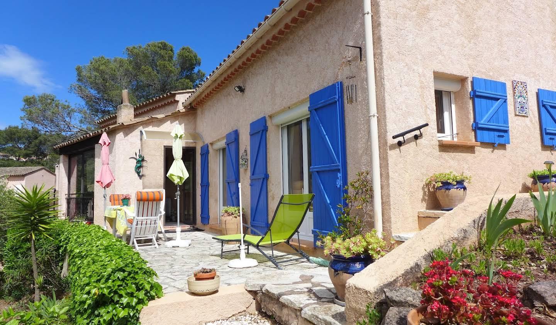 Maison avec jardin et terrasse Agay
