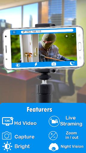 IP Webcam Home Security Camera Apk 1