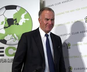 Rummenigge renonce à l'Association européenne des clubs