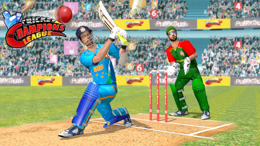 Cricket Champions League - Cricket Games 4.7 Screenshots 2