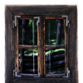 Reflection of a window by Alin Gavriluta - Buildings & Architecture Architectural Detail (  )