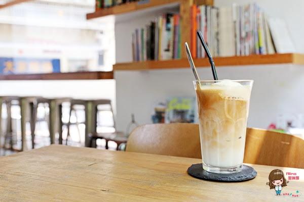 台北大安 Angle cafe 自家烘焙咖啡館 日系工業風 輕鬆愜意的下午茶