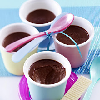 Easy Chocolate Ice Cream.