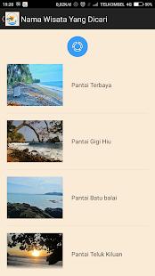 Pariwisata Tanggamus screenshot