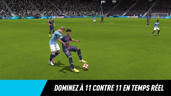 FIFA Football Capture d'écran