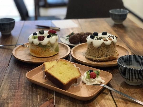 自由が丘 嘉義日式老宅的甜點店,來吃超幸福的戚風蛋糕