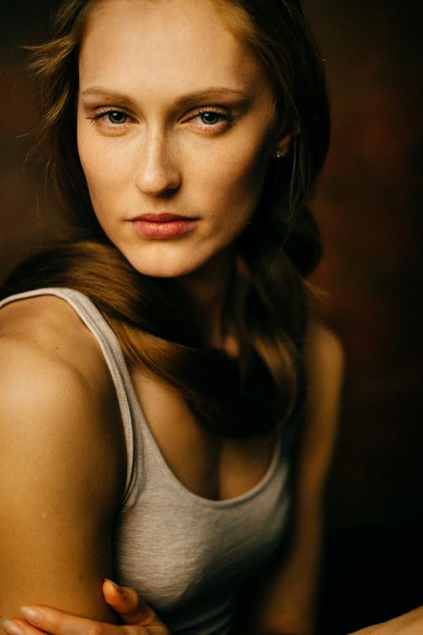 by Serj Torchek - People Portraits of Women (  )