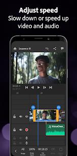 Adobe Premiere pro apk 4