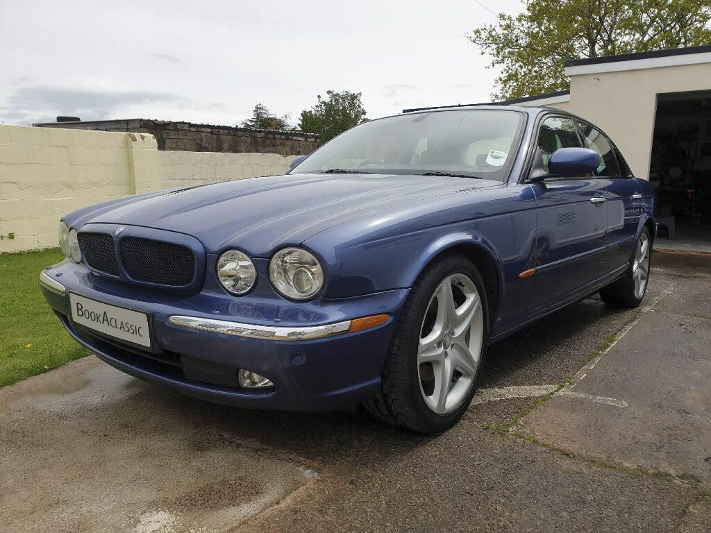 Jaguar Xj8 Hire Caerphilly
