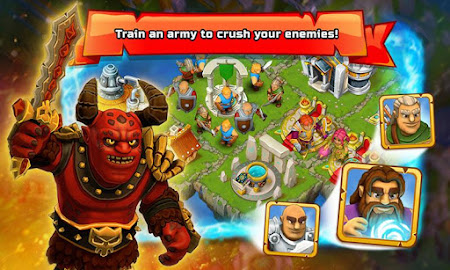Clash of Islands: Lost Clans 1.12 screenshot 97100