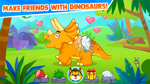 Dinosaur games for kids and toddlers 2 4 years old 1.5.2 screenshots 4