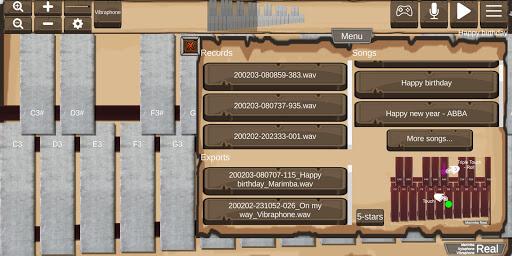 Marimba, Xylophone, Vibraphone Real screenshots 7