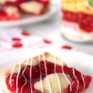 Bangin' Cherry Pie Bars!.