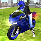 American Motorcycle Driver: Motorcycle Games 2020