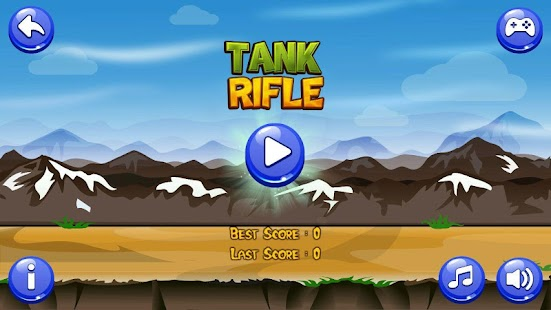 Tank Rifle- screenshot thumbnail