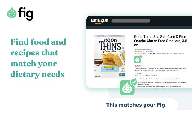 Fig | Grocery & Recipe Ingredient Scanner