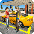 Cab Driving City Driver: Taxi Games New 2018