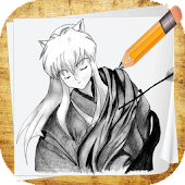 Learn How To Draw Inuyasha